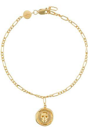 NORTHSKULL Herren Armbänder - Atticus skull chain bracelet