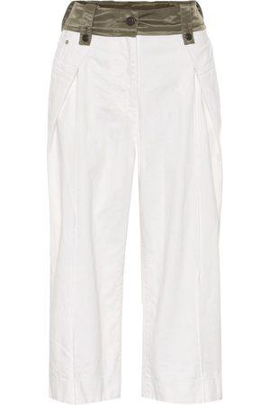 SACAI High-Rise Jeans mit weitem Bein