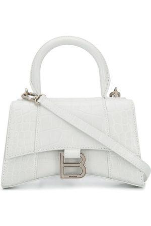 Balenciaga Crocodile effect mini bag