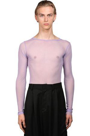 AMBUSH See-through Long Sleeve T-shirt