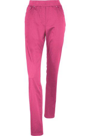 Brax Comfort Plus-Schlupf-Hose Modell Carina pink