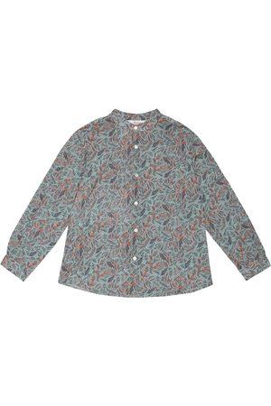 BONPOINT Hemd Eugene aus Baumwolle