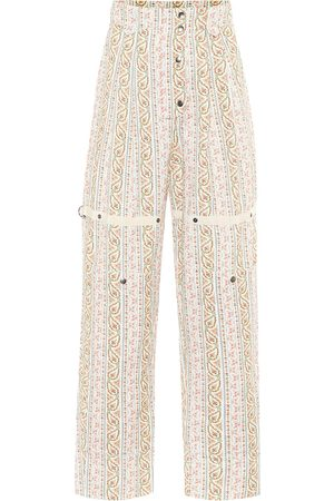 Etro Hose aus Baumwolle