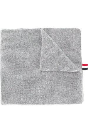 Thom Browne Herren Schals - 4-Bar stripe scarf