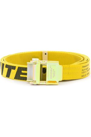 OFF-WHITE Mini 2.0 Industrial buckle belt