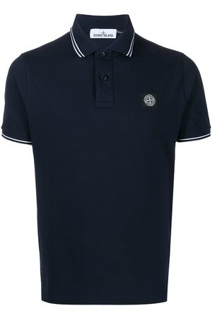 Stone Island Herren Poloshirts - Basic polo shirt