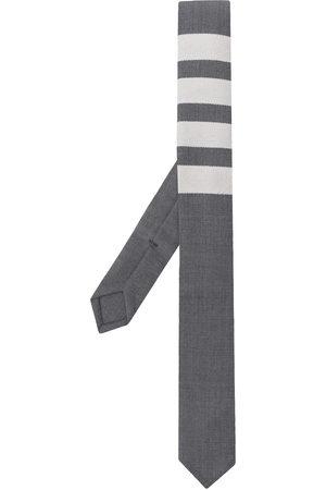 Thom Browne Herren Krawatten - 4-bar plain weave tie
