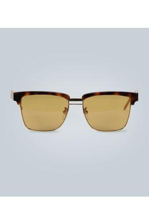 Gucci Quadratische Sonnenbrille