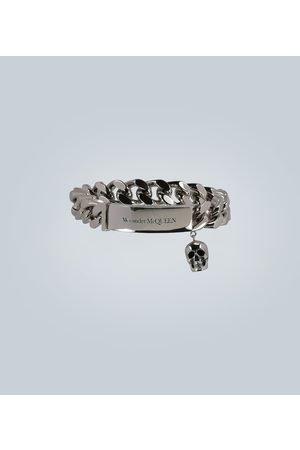 Alexander McQueen Identity Chain Armband