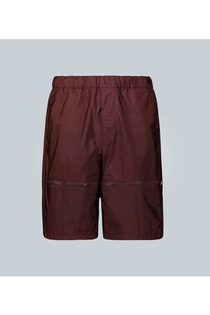Prada Exklusiv bei Mytheresa – Wide-Leg Shorts