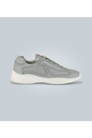Prada Exklusiv bei Mytheresa – Sneakers aus Leder