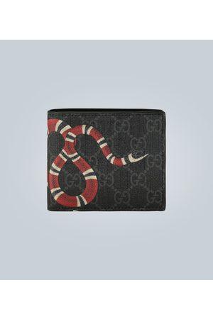 Gucci Bedrucktes Portemonnaie GG Supreme