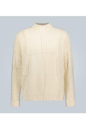 J.W.Anderson Patchworkpullover aus Baumwolle