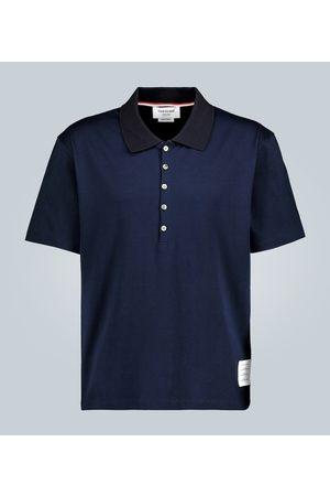 Thom Browne Poloshirt aus Baumwolle
