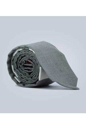 Thom Browne Krawatte 4-Bar aus Wolle