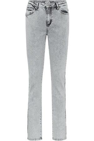 Baum und Pferdgarten Damen Straight - High-Rise Straight Jeans Nuray