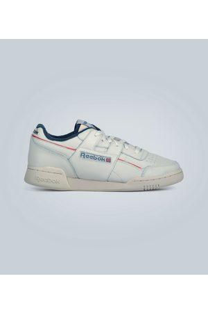 Reebok Leder-Sneakers Workout Plus Mu