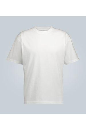 Bottega Veneta Rundhals-T-Shirt aus Baumwolle