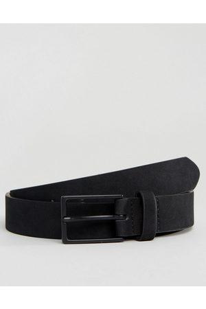 ASOS Slim belt in faux suede