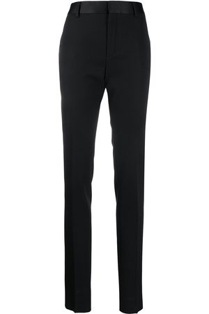 Saint Laurent Slim-fit tailored trousers