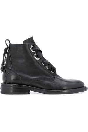 Zadig & Voltaire Lace-up 30mm ankle boots
