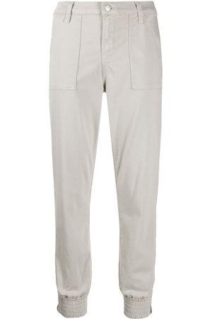 J Brand Damen Hosen & Jeans - Arkin zipped ankle track trousers