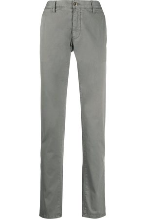 Incotex Herren Chinos - Slim-fit trousers