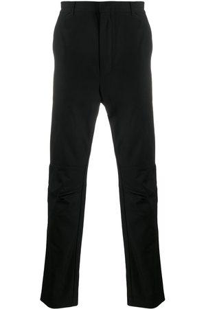 AMBUSH Cage panelled straight-leg trousers