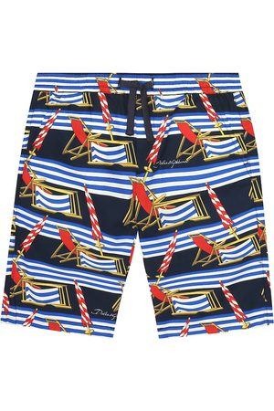 Dolce & Gabbana Shorts aus Baumwolle