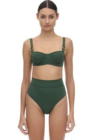 PALM SWIM Grace Bikini Top W/ Underwire
