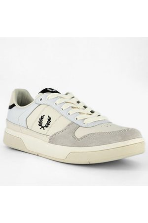 Fred Perry Herren Sneakers - Schuhe B300 Leather/Poly B7210/303