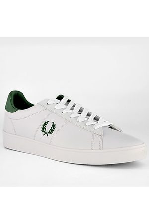 Fred Perry Sneakers - Schuhe Spencer Leather B8250/100