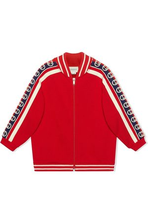 Gucci Logo track jacket