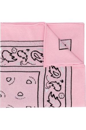Barrie Schals - Paisley print bandana scarf