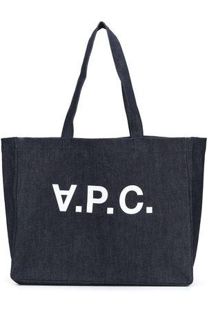 A.P.C Shopper - Daniela denim tote
