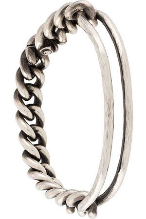 WERKSTATT:MÜNCHEN Asymmetric chain bracelet
