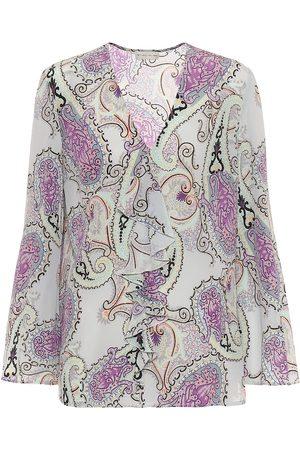 Etro Bedruckte Bluse aus Seide