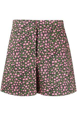 La DoubleJ Good Butt floral print shorts