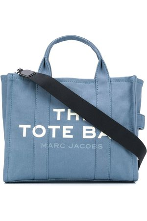 Marc Jacobs Logo print tote bag