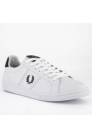 Fred Perry Herren Sneakers - Schuhe B721 Leather B8321/200