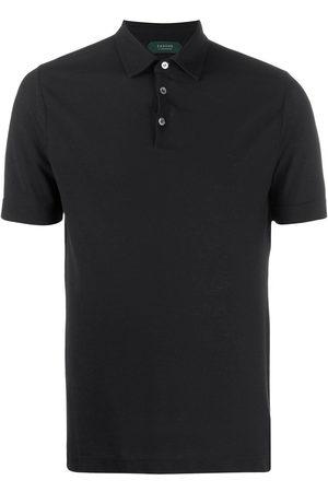ZANONE Herren Poloshirts - Slim-fit polo shirt