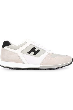 Hogan H321 panelled low-top sneakers