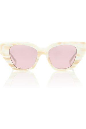 Gucci Verzierte Cat-Eye-Sonnenbrille