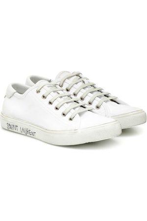Saint Laurent Sneakers Malibu aus Canvas