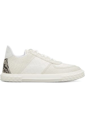 Giuseppe Zanotti Blabber panelled low-top sneakers