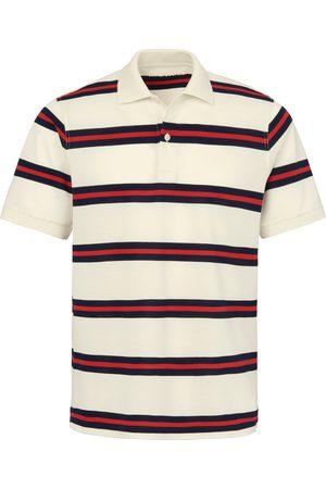 E.Muracchini Polo-Shirt weiss
