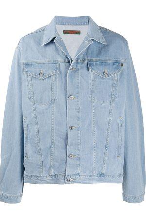 KATHARINE HAMNETT LONDON Herren Jeansjacken - Oversized denim jacket