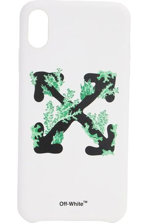 OFF-WHITE Iphone Xs Max-cover Mit Druck