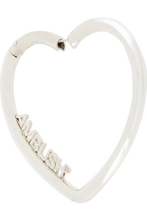 AMBUSH Ohrringe - Heart hoop earrings
