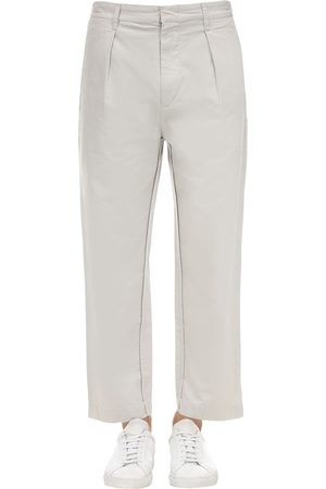 Isabel Marant Pleated Light Cotton Pants